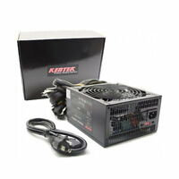 1000W ATX Power Supply Quiet Gaming 14cm Fan Dual SLI Ready for VGA ATI nVidia