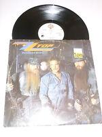 "ZZ TOP - Rough Boy - 1986 UK 3-track 12"" Vinyl Single"