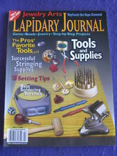 LAPIDARY JOURNAL - REPLICATE THE HOPE DIAMOND - July 1999 v 53 #4