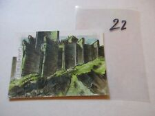 Game of Thrones Season 7 Hand Drawn Sketch Card by Dan Gorman - 22