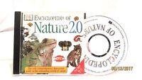 DK Encyclopedia of Nature 2.0 CD Rom Software 1995 Windows MacIntosh