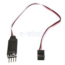 Two-Way/Channels Switch Remote Control Car Lights Receiver Cord For RC Model TW