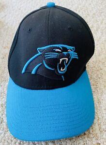 Carolina Panthers New Era Hat Cap MED-Large 39Thirty.. New