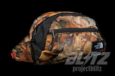 SUPREME THE NORTH FACE ROO II LUMBER PACK HIP BAG FW16 2016 LEAVES