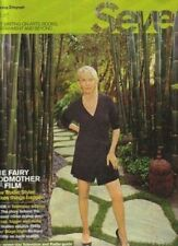 Trudie Styler on Magazine Cover 2007