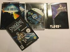 XBOX 360 GAME Star Ocean The Last Hope Limited Collectors Edition PAL +DVD DEMO