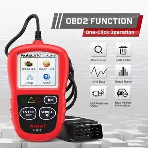 Autel AutoLink AL319 OBD2 Scanner Automotive Engine Code Reader CAN Scan Tool