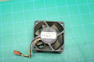 DELTA AUB0612VH 12V 0.36A 60*60*25MM 6CM 4Pin Cooling Fan with Guard