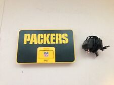 iHip NFL Green Bay Packers Portable Stereo System Speaker Dock