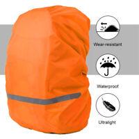 Backpack Rain Cover Waterproof Rucksack Covers For Hiking Camping Portable UK