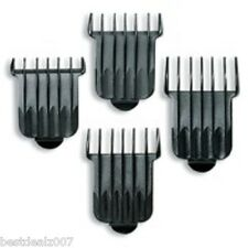 Andis Snap-On T-Blade Attachment Combs 4 pcs Comb Set #32190 for Model  D-3/D-7