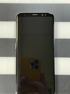 Samsung GALAXY S8|SM-G950W| -64GB -Orchid Gray-GSM Unlocked *FAIR CONDITION -1