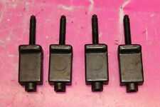 SEAT ALTEA 5P 1.9 TDI 2004-2009 FUEL INJECTOR HOLDERS BRACKETS SET