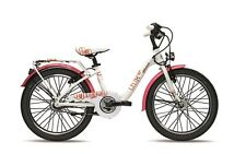Kinderrad S'cool chiX pro 20 Zoll 3-Gang Rücktritt tiefer Einstieg weiss | 14007