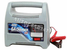 Maypole MP7416 Compact 12V 6amp Car Van Boat Fast Battery Charger upto 1800cc