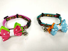 Nylon Standard Cat Collars and Tags