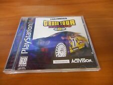 Car and Driver Presents: Grand Tour Racing '98 (Sony PlayStation 1, 1997) Used
