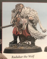 Radukar the Wolf, NOS, Cursed City, Warhammer Quest, AOS, Sigmar, 40k