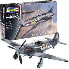 Revell Yakovlev Yak-3 1:72 Aircraft Model Kit 03894