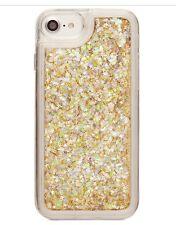 ban.do Glitter Bomb iPhone 7 Case, Gold Stardust