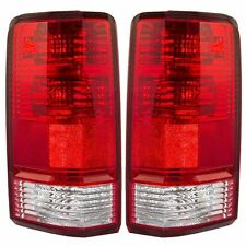 2007 - 2011 DODGE NITRO TAIL LAMP LIGHT NSF LEFT AND RIGHT PASSENGER SIDE