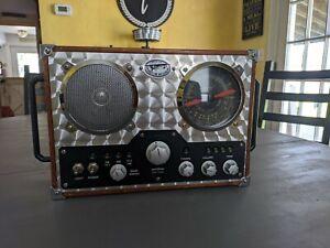 Big Bang Theory Retro Field Radio Cassette Player Lindbergh Spirit Of St. Louis