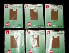 Konvolut C Neu! 6 Paar Vintage Strumpfhosen CORBIN 30 DEN MARBELLA Gr. 46/48