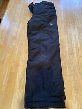 New listing SPYDER Snow Pants Size 14-16