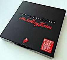 THE ROLLING STONES - LADIES & GENTLEMEN - 2010 UK - 3 × DVD BOX SET - NEW SEALED