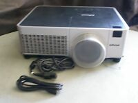 InFocus IN5110 (Christie LWU420)1080p HD PROJECTOR,4200 LUMENS,ONLY HAS 711 HRS