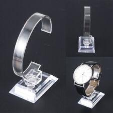 High Grade PC Watch Display Stand Watch Shelf Transparent Bracket Props