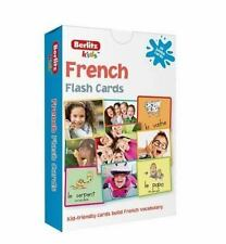 BERLITZ KIDS FRENCH FLASH CARDS