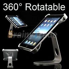 New Aluminum 360°Degree Rotatable Desktop Mount Holder Stand for Apple ipad 2