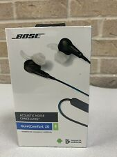 Bose QuietComfort 20 Headphones (Android) Black 718840-0010 NEW SEALED