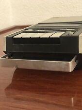BASF kassettenrecorder 9101 CR O2 tragbar mit VINTAGE OLDSCHOOL