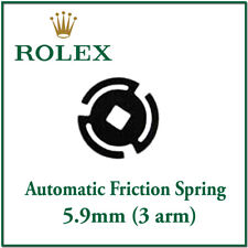 ♛ ♛ ROLEX Automatic Rotor Weight Friction Spring 5.9mm, 3 Arm Swiss Made  ♛ ♛