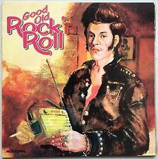 BILL HALEY/BUDDY HOLLY/CARL PERKINS Good Old Rock 'N Roll  2LP g/fold OZ MCA