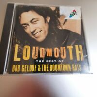 Bob Geldof & The Boomtown Rats Loudmouth CD