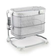 Baby Infant Bedside Bassinet Cradle Crib Portable Nursery Furniture Bed Lullaby