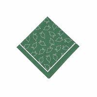 Green Graduation Beverage Napkins - Party Supplies - 50 Pieces