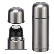 Doppelwandige Isolierflasche Thermosflasche Thermoskanne aus Edelstahl 0,35 L