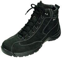 Jomos Stiefel mit SympaTex Leder Schuhe schwarz 415802 475 000 Gr.39-47 Neu24