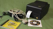 Wasp W-300 DT/TT Barcode Printer