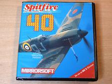 BBC Model B & Acorn Electron - Spitfire 40 by Mirrorsoft
