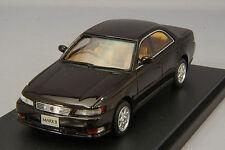 1/43 Hi-Story Toyota Mark II 2.5 Grande G 1994 (JZX 90)  Dark Brown Mica HS170BR