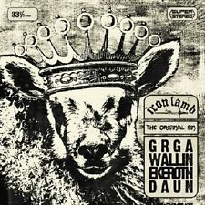 IRON Lamb-THE ORIGINAL SIN Ltd. GATEFOLD-LP-splatter