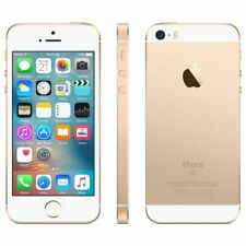 Apple iPhone SE 32GB gold A1662 MQ4Y2LL/A Cellular Simple Mobile