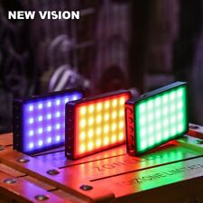VILTROX Weeylife RB08P RGB 2500K-8500K Mini Video LED Light Portable Fill Light