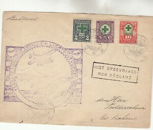 Suriname First Flight Cover