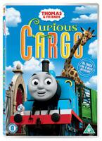 Thomas & Friends: Curious Cargo DVD (2012) Martin T. Sherman, Tiernan (DIR)